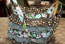 hand bags n diaper bags to make / by Crystal Lockhart