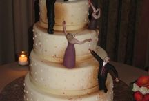 Cakes, cakes and pies! / by Elizabeth Jaquier