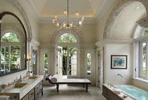 BEAUTIFUL BATHROOMS / by Annette Figueroa