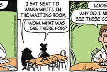 Comic Strips / by Howard Bagby
