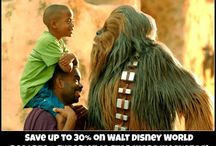 Disney's Star Wars Weekends / by The Magic For Less Travel - Specializing in Disney and Universal Vacations