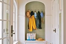 Laundry/Mudroom / by Melissa Mroczek