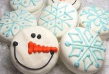 holiday foods / by Belinda Branum