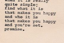 Quotes / by Ashley Nadon