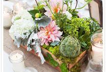 Wreaths & Flowers -2 / by Chamara Pansegrouw (Gypsy Purple)