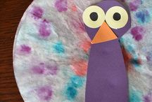 Crafts for Desmond / Preschool crafts for a child and his stay-at-home-mom. / by Amy Blanchard