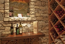 Bar/cellar / by Andrea Ortiz