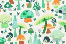 Pretty Patterns / by Inge van den Broek