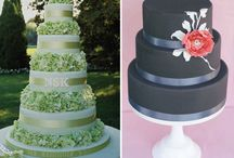 Cakes!  / by Mindy Swaney