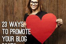 Blogging / by Rachel B (Inspired Little Bird Blog)