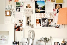 Home // Office / by Jessica DeMaio