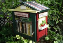 Brilliant Library ideas / by Lisa Sutton