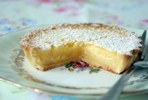 Food | Pastries / by byMelissaBee (Melissa Martheze)