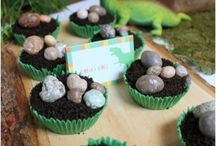 Eep's T Rex Bday / Dinosaur Birthday Party Ideas / by The Stylish Housewife