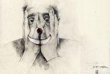 Ilustración / by Rosa Sepúlveda