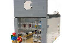 LegosLegosLegos / by Brandi Benton