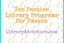 Tween Books and Programming Ideas / Information for children's librarian working with grades 4-6 / by Lynne Vanderveen Smith