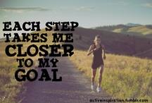 running is my life / by Kristyn Binns