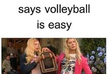 Volleyball  / by Shannen Bering