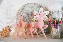 Vintage,Shabby Chic,Christmas / by Angelina and Don Mast