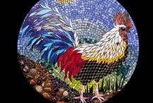 Mosaics / by sallie dubinsky