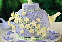 tea party birthday  / by Erin Elizabeth