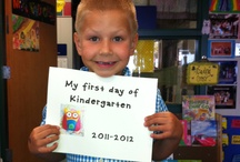 Kindergarten / by Kim Abide