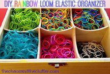 Rainbow Loom / by Bets