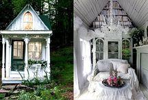 Cottage Cob Cozy Things & Spaces / by Kat Jones