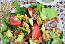 Salads  / by Suzanne Licata Hinkin