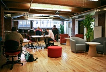 Coworking Spots - Boston / by Workshifting