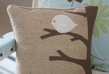 Pillows / by Chris-Brenda Jane