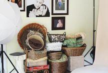 ideas for Photography Studio / by Kim Kummer