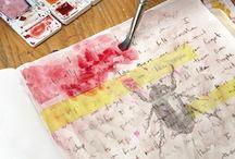 Art Journaling / by Lori Holt