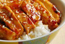 Dinner - Oriental / by Wendy Nowell