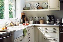 Kitchen remodel / by Ginger Lushenko
