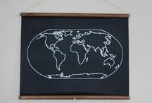 Maps / by Sara Hogue