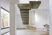 Stairs / by FLYING COFFEE