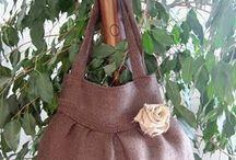 Bags,purse & wallet TUTORIAL / by Tsabita BonekaPuppet