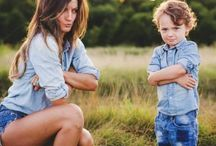 Mother & Son / by Lacey Spears
