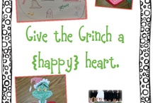 Kindergarten Christmas ideas/art projects/theme / by Megan Skogmo