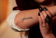 Tattoos!! / by Amber St John