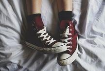 Chucks / by Katie Smith