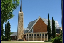 NG and other Afrikaans church architecture / One of South Africa's distinct forms of architecture. / by Wessel van Rensburg