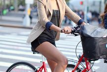 Bike Chic / by Matthew Kwon