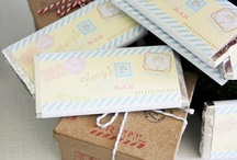 French Airmail Party Inspiration / Isla's 3rd? / by Liz Archard