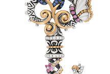 Barbara Bixby Jewelry / by MK Hooty-Hoot