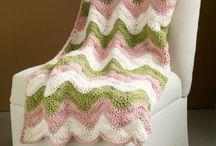 Baby Blanket Ideas / by Melanie Moon