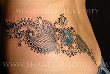 Tattoos / by Kim Killackey