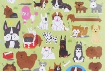 all things doggies / by Sara Boritzki